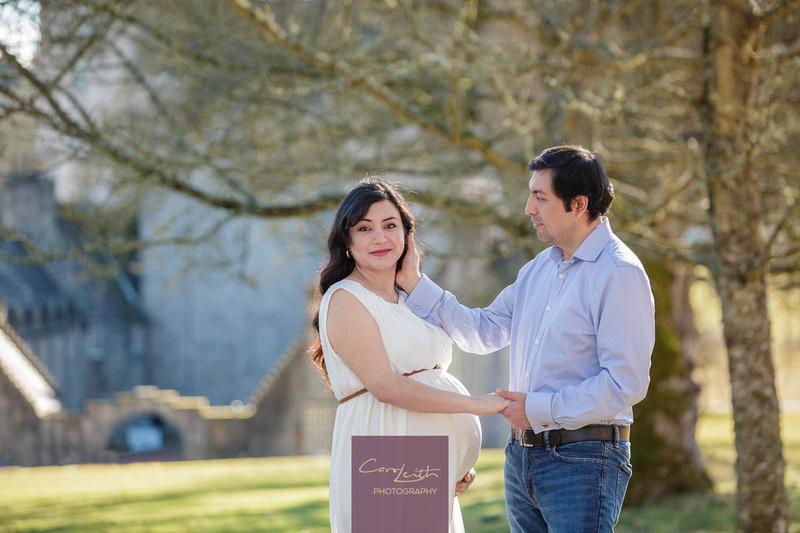 Maternity photography Aberdeenshire