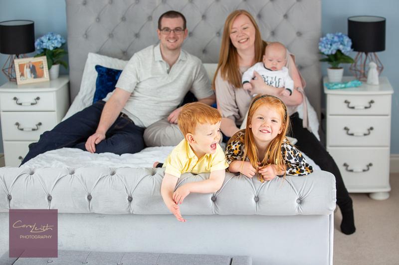 """""""Newborn family photoshoot"""""""