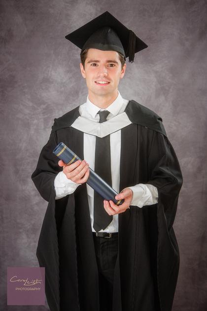 Aberdeen Graduation Photography