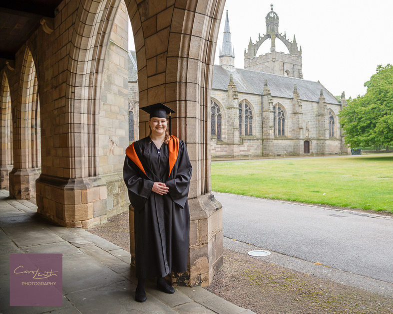 Aberdeen University Graduation