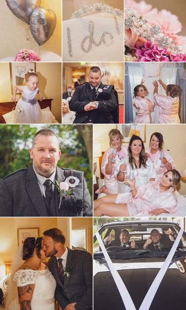wedding photographer in Aberdeenshire