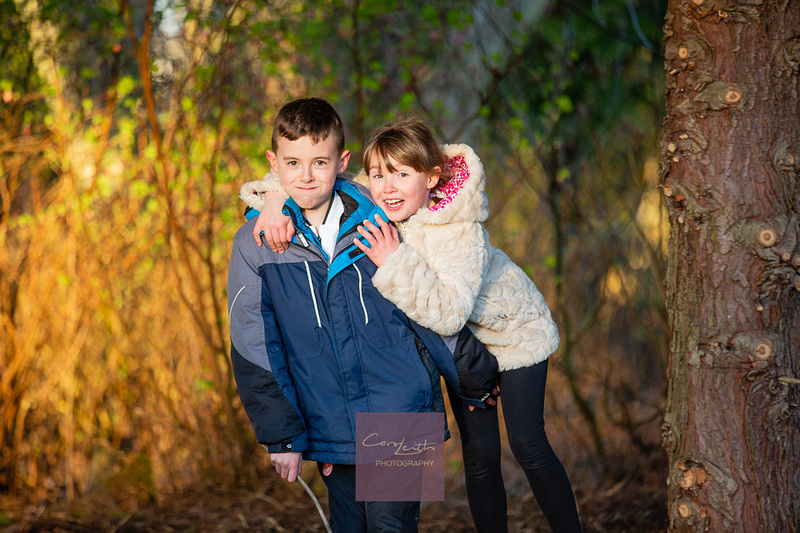 Aberdeenshire outdoor children's & family photographer