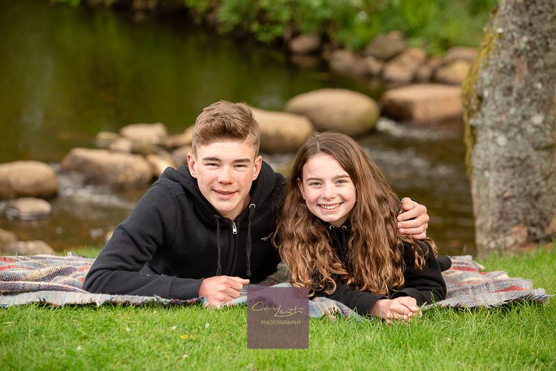 Family Photography in Aberdeenshire