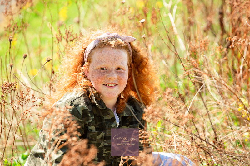 Family outdoor photo sessions in Aberdeenshire