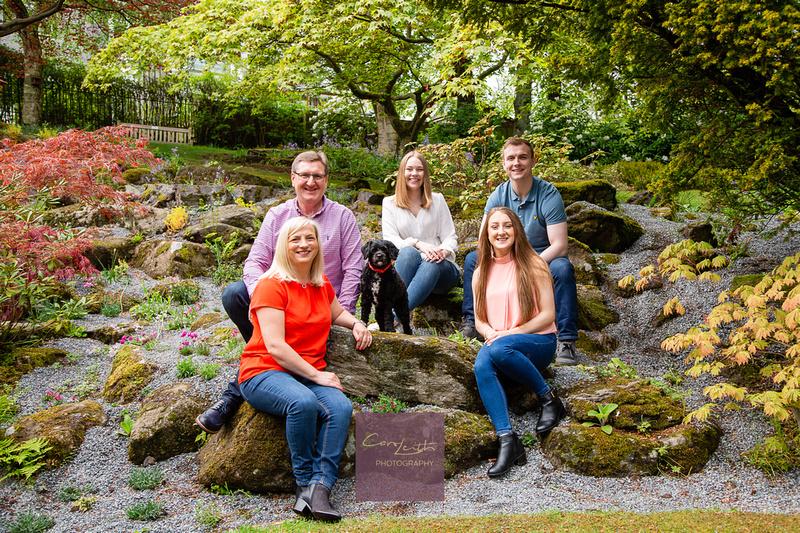 Family photographer Aberdeenshire