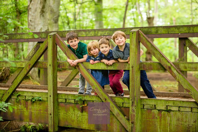 Aberdeen Family Photographer