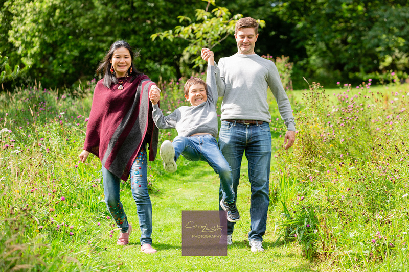 Family outdoor photographer in Aberdeenshire