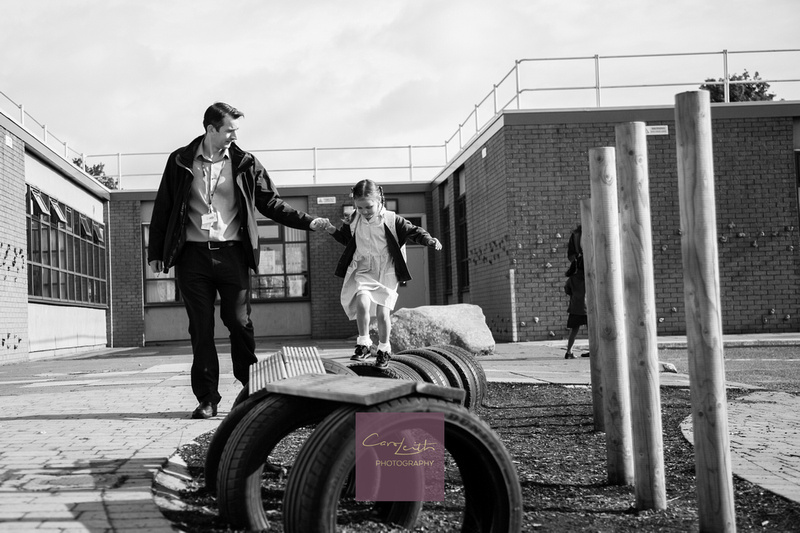 Family documentary photographer in Aberdeenshire