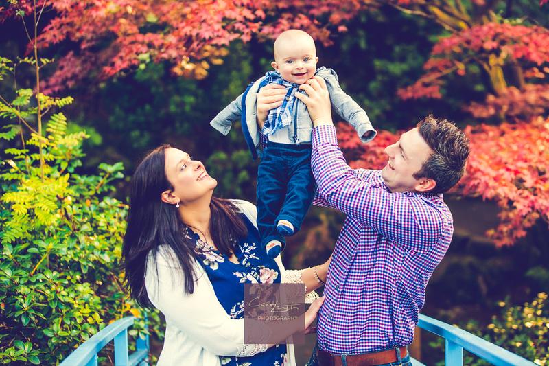Family outdoor photographer