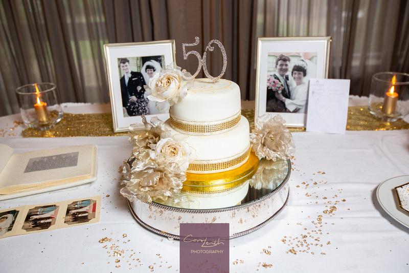 Golden Anniversary Wedding photography Aberdeen