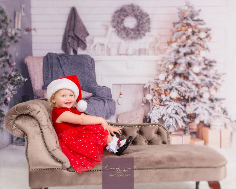 Aberdeenshire Christmas mini photo shoots