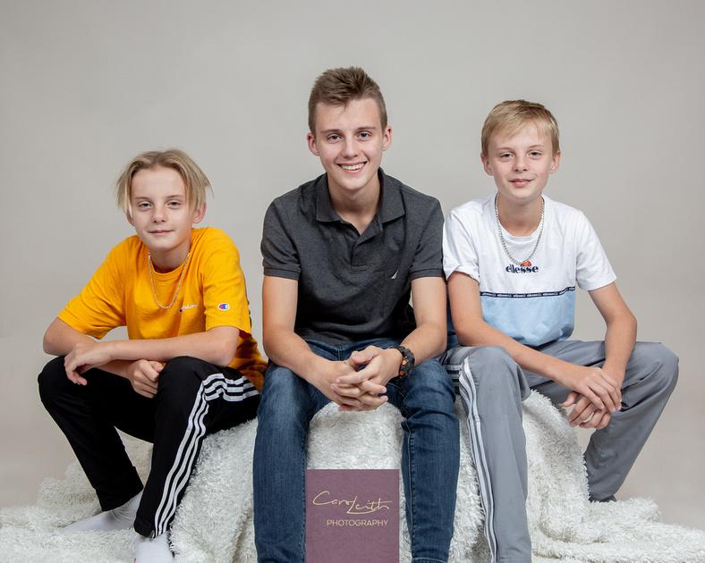 Studio family photographer
