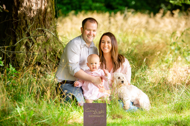 Family photography Aberdeenshire