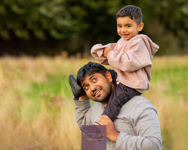 Aberdeenshire Family Photographer