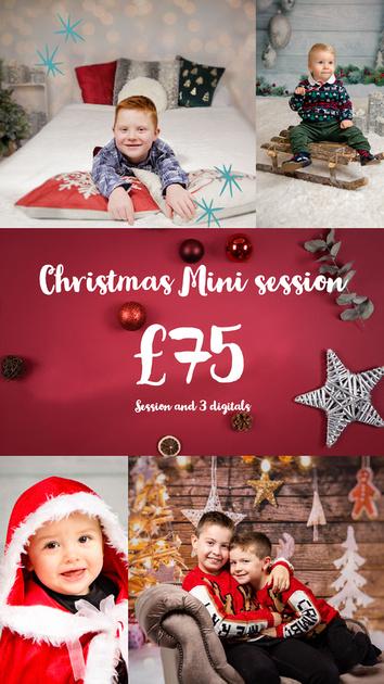 Aberdeenshire Christmas Mini session