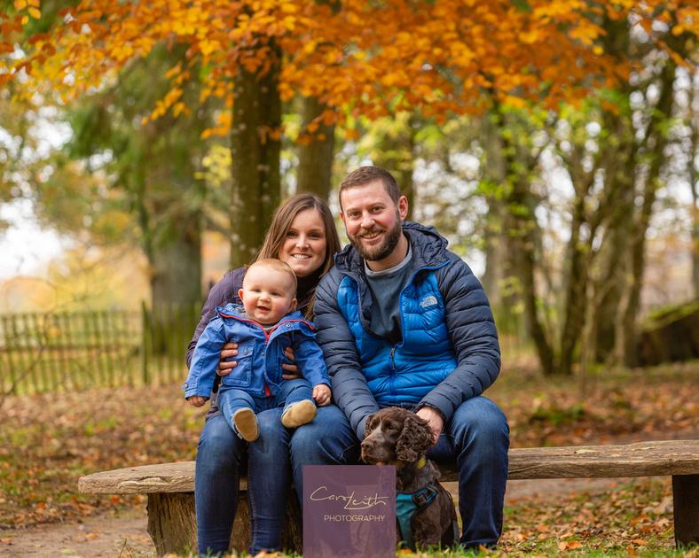 outdoor portraits in Aberdeenshire