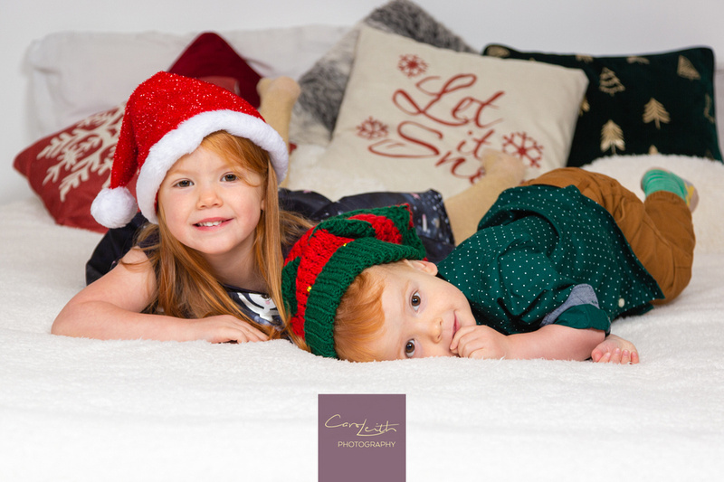 Aberdeenshire Christmas portraits