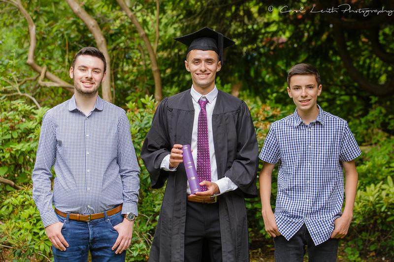 Graduate Portraits