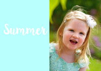 Summer outdoor photographer Aberdeen