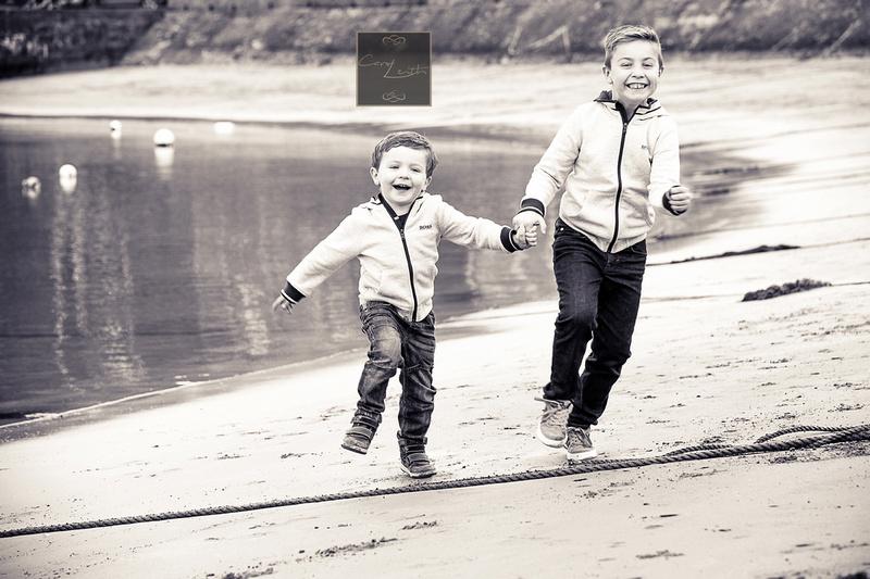 Photoshoot in Stonehaven, Aberdeenshire
