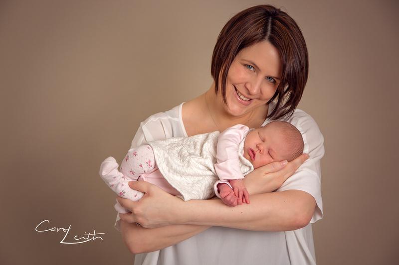 Newborn family photography Aberdeen