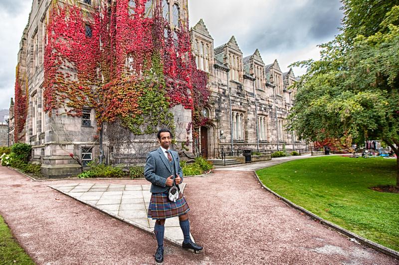 Aberdeen Graduation photographer 2018