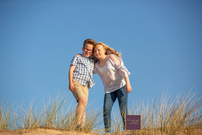 Aberdeen family photography