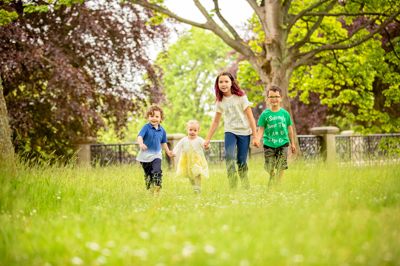 Aberdeenshire family photographer