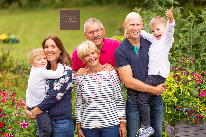 Family and child photographer Aberdeenshire