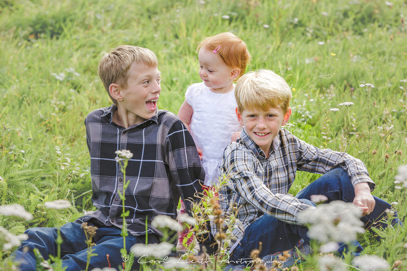 Cousins photoshoot as gift for Christmas