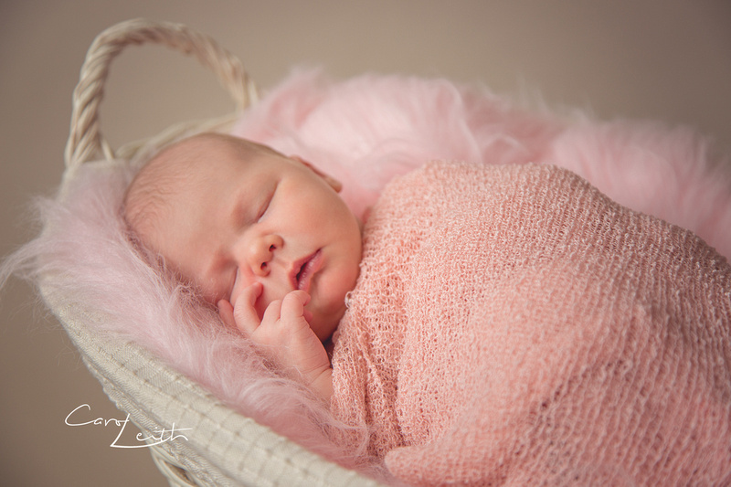Newborn family photography Aberdeen