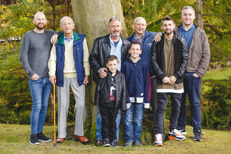 Family Photoshoot Aberdeen